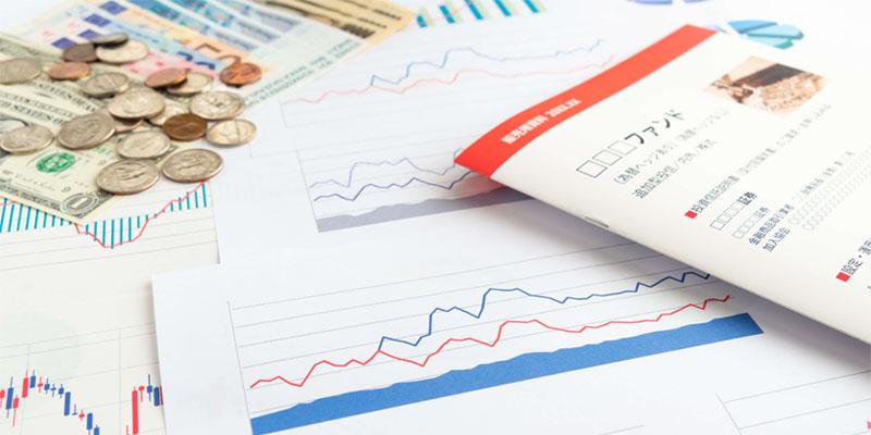代表的な投資の種類とリスク・リターンの比較