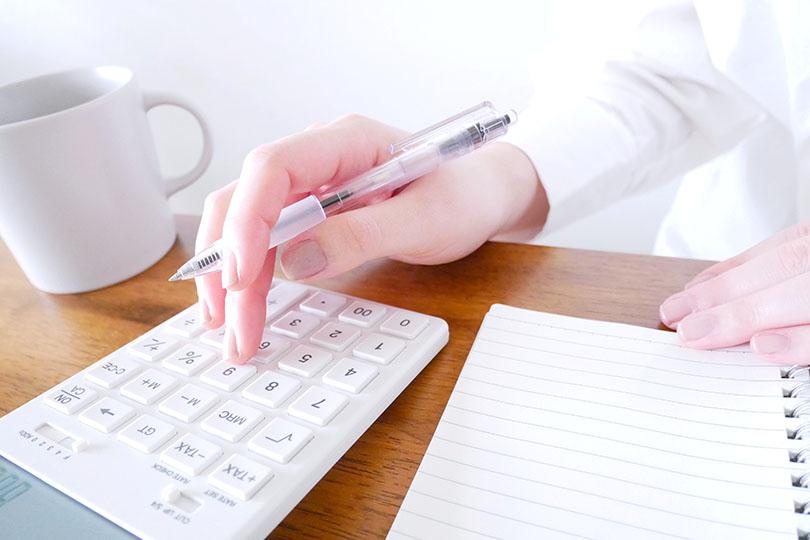 無駄な支出を見つける方法は、家計簿をつけること!